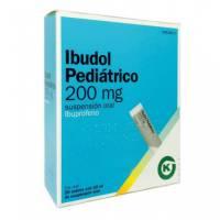 Ibudol Pediatrico 200 ml.