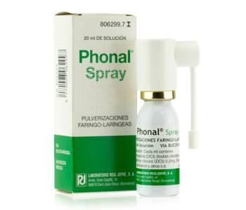 Phonal spray