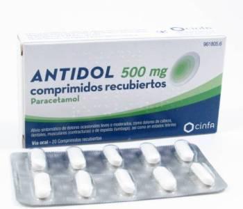 Antidol (500 mg)