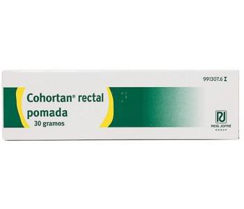 Cohortan rectal