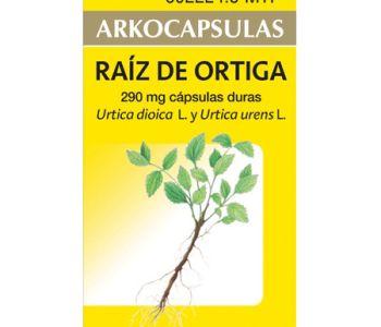 Arkocápsulas raiz de ortiga (290 mg)
