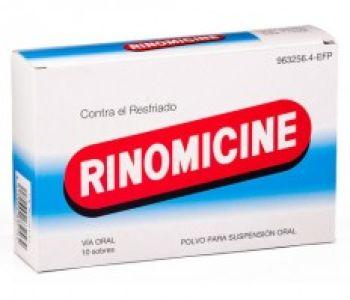 Rinomicine sobres