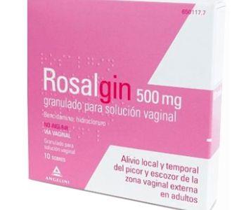 Rosalgin 500 mg.