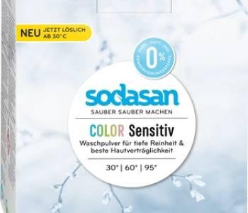 Detergente color polvo sensitive