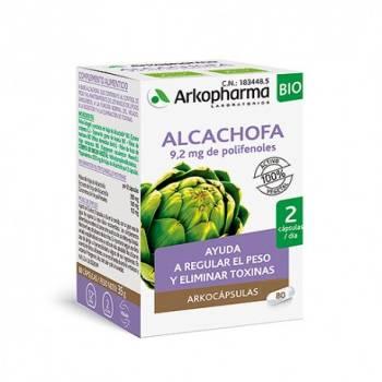 Arkocápsulas alcachofa (150 mg)
