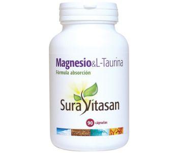 Magnesio y L Taurina