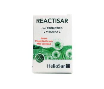 Reactisar 500 mg. Heliosar