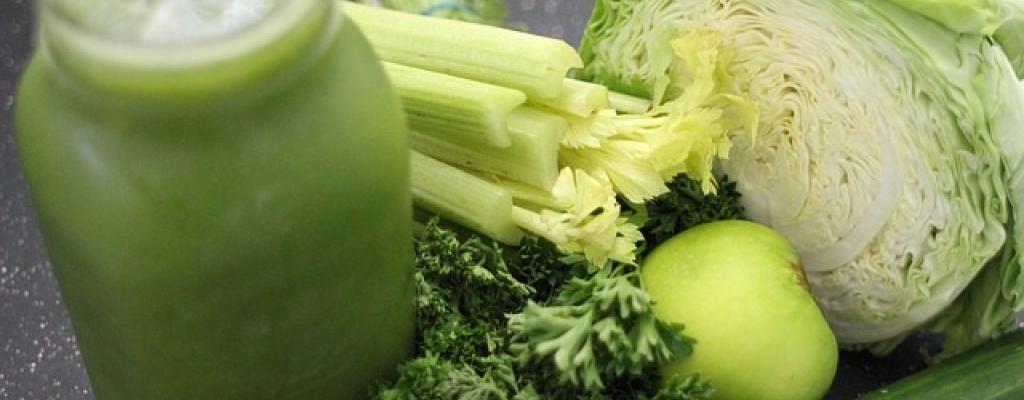 ¿Cómo preparar un batido verde?
