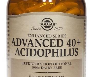 Advanced 40+acidophilus