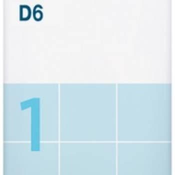 Sal de Schüssler Nº 1 Calcium fluoratum