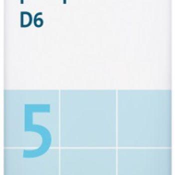 Sal de Schüssler Nº 5 Kalium phosphoricum