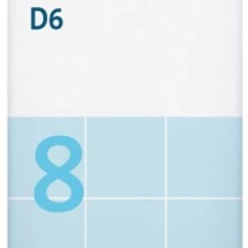Sal de Schüssler Nº 8 Natrium chloratum