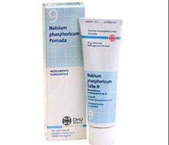 Pomada Schüssler Nº 9 Natrium phosphoricum 50 g