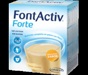 FontActiv forte sabor vainilla 30 g