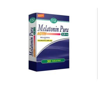 Melatonin activ 1.9 mg