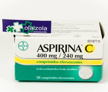 Aspirina c (400/240 mg)