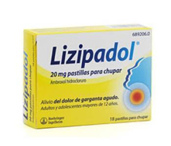 Lizipadol (20 mg)