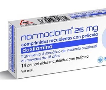 Normodorm 25 mg