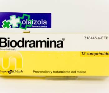 Biodramina (50 mg)