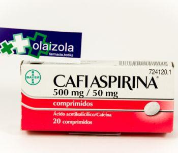 Cafiaspirina (500/50 mg)