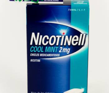 Nicotinell cool mint (2 mg)