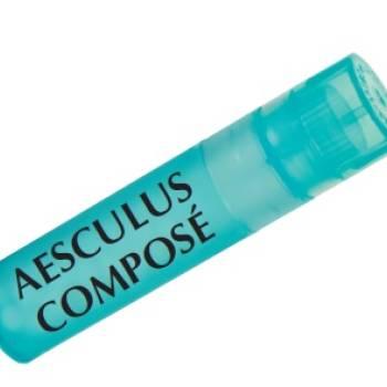 Aesculus Composé Gránulos