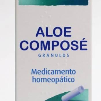 Aloe Composé Gránulos