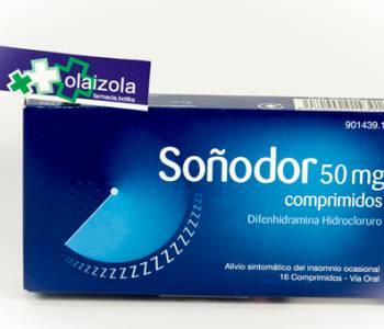 Soñodor (50 mg)