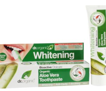 Aloe Vera Toothpaste 100ml