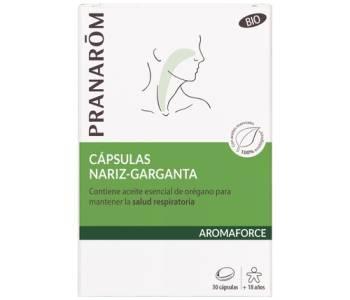 Aromaforce Nariz Garganta