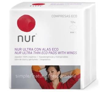 Compresa Ecológica Ultrafina con Alas