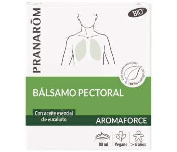 Aromaforce Bálsamo pectoral Bio