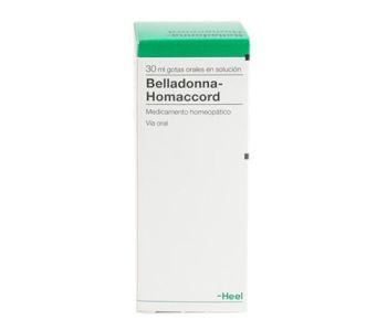 Belladonna-Homaccord