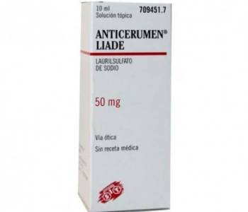 Anticerumen Liade 50mg/ml