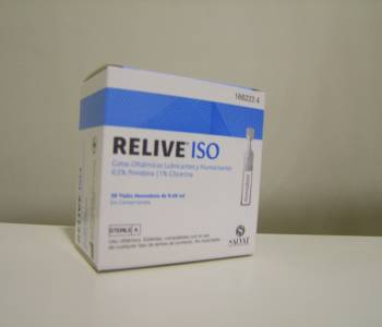 Salvat relive ISO