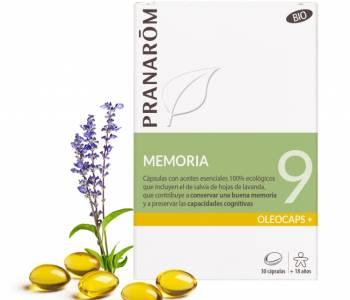 Oleocaps 9 Memoria