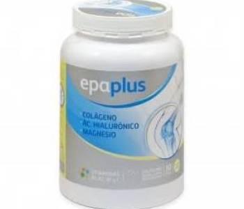 EPAPLUS Colágeno + ácido hialurónico + magnesio LIMON