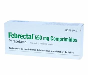 Febrectal (650 mg)