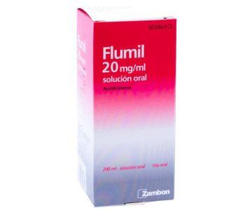 Flumil 20mg/ml
