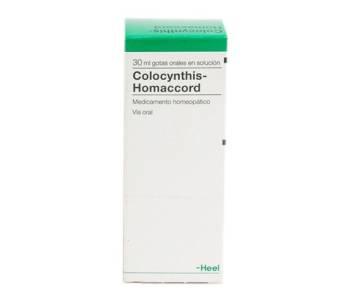 Colocynthis Homaccord Heel