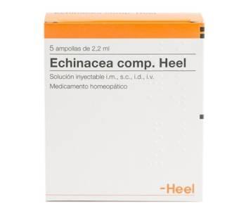 Echinacea Compositum Heel Ampollas