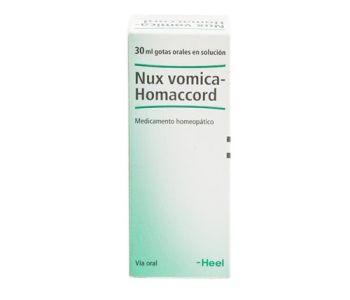 Nux vomica Ha