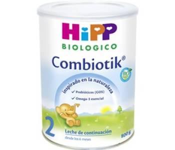 Leche Biológica Combiotik 2 de Continuación