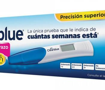Clearblue Test Embarazo