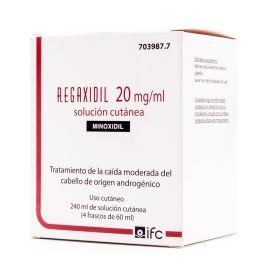 Regaxidil 20mg/ml