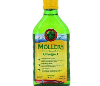 Aceite de Bacalao Sabor Limón