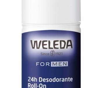 Desodorante roll-on 24 h. Men