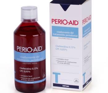 Perio aid colutorio sin alcohol 500 ml