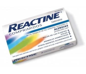 Reactine 10 mg.