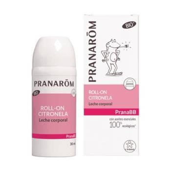PranaBB Leche corporal Antimosquitos Bio